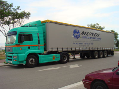 Camión 12 TM