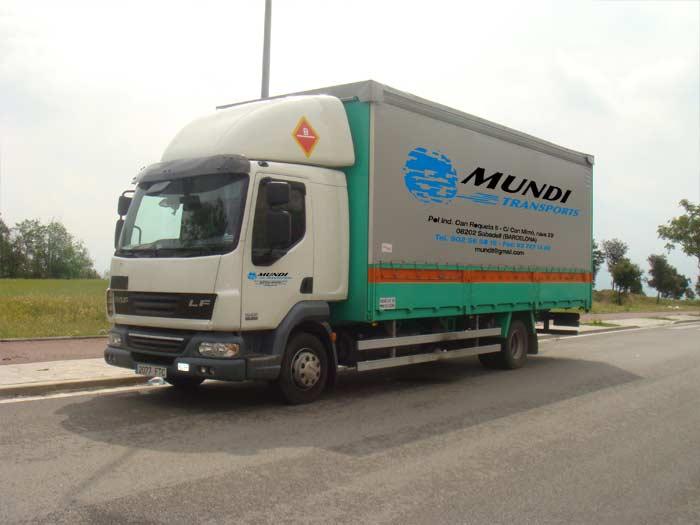 Camión 7 TM