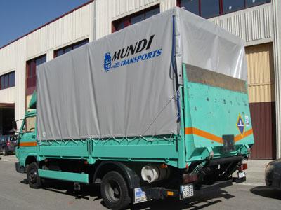 Camión 3,2 TM